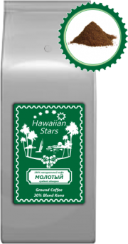 Молотый 30 Ground Coffee Kona